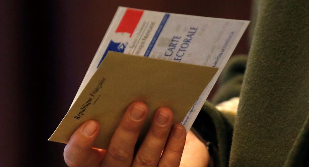 Elecciones presidenciales en Francia