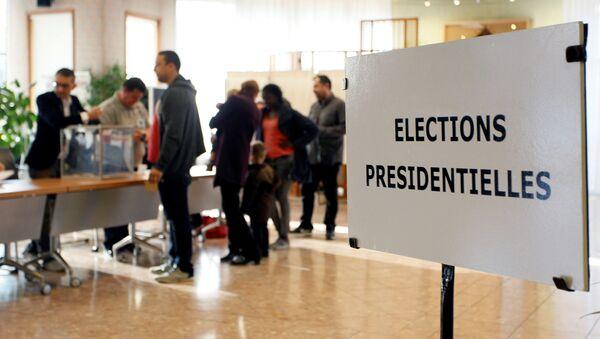 Elecciones presidenciales en Francia - Sputnik Mundo