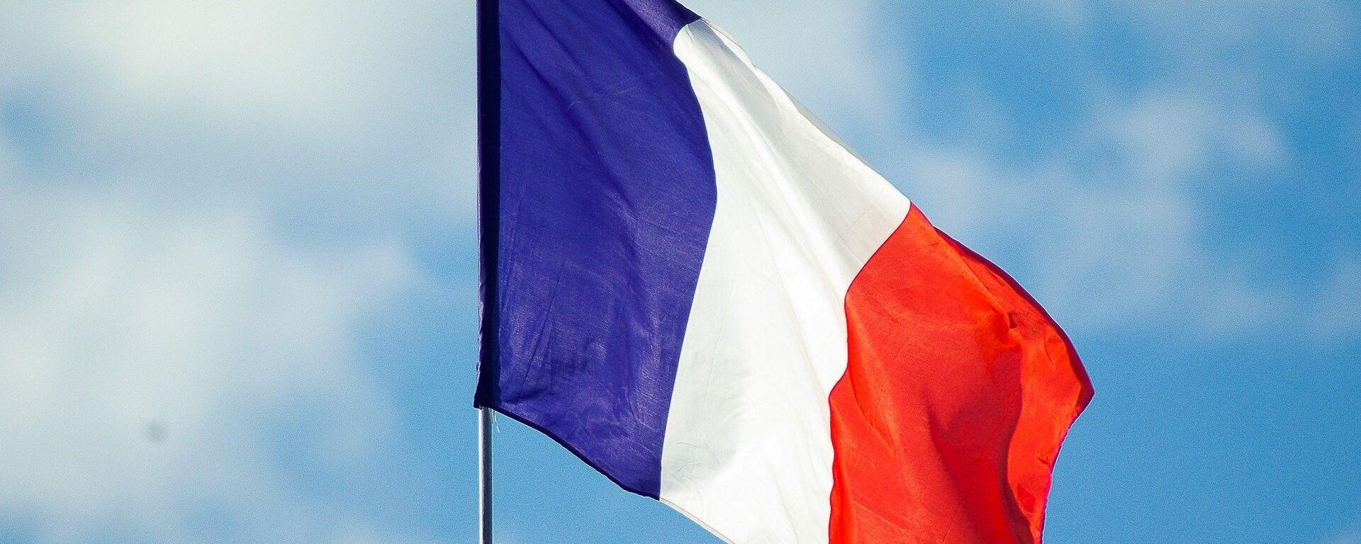 Bandera de Francia - Sputnik Mundo, 1920, 10.03.2021