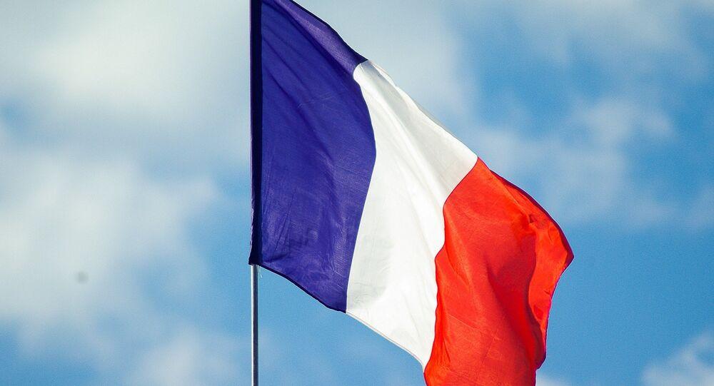 Bandera de Francia