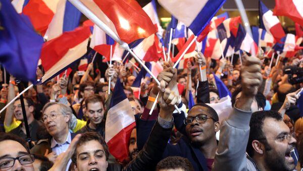 Elecciones en Francia - Sputnik Mundo