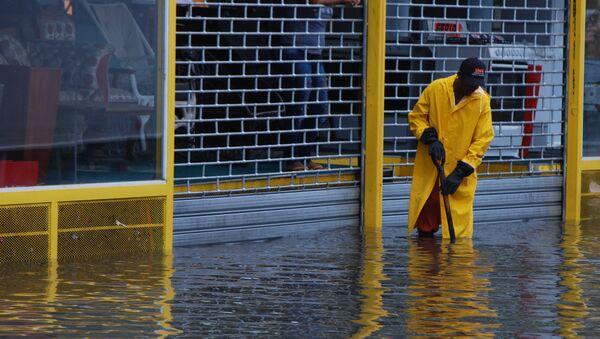 Inundaciones en República Dominicana - Sputnik Mundo