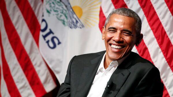 Barack Obama, expresidente de EEUU - Sputnik Mundo