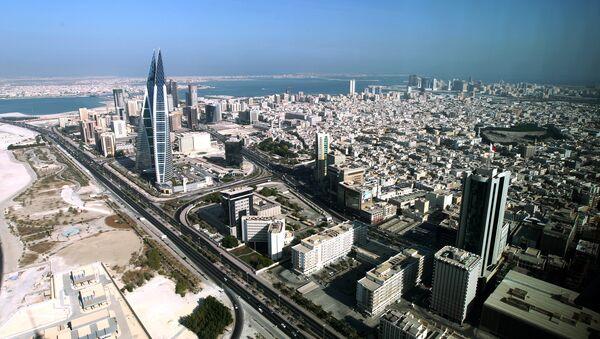 Manama, capital de Bahréin - Sputnik Mundo