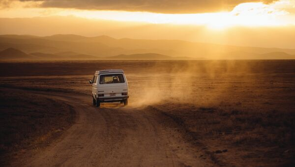 Viaje en carretera - Sputnik Mundo