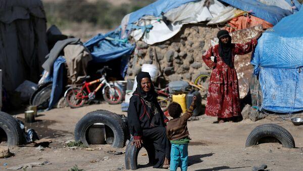 Situación humanitaria en Yemen - Sputnik Mundo