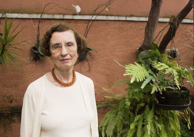 Anita Prestes, hija de Olga Benario y Luiz Carlos Prestes