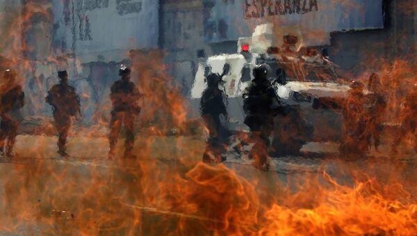 Guardia Nacional Bolivariana de Venezuela - Sputnik Mundo