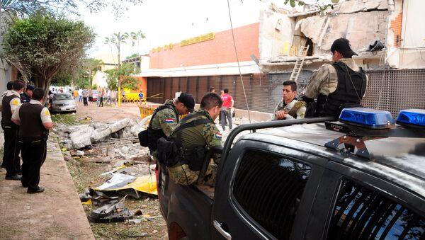 Consecuencias de un robo multimillonario en Paraguay - Sputnik Mundo