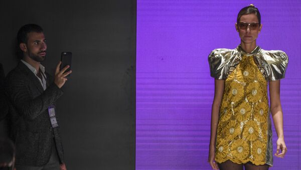 Bogotá Fashion Week - Sputnik Mundo