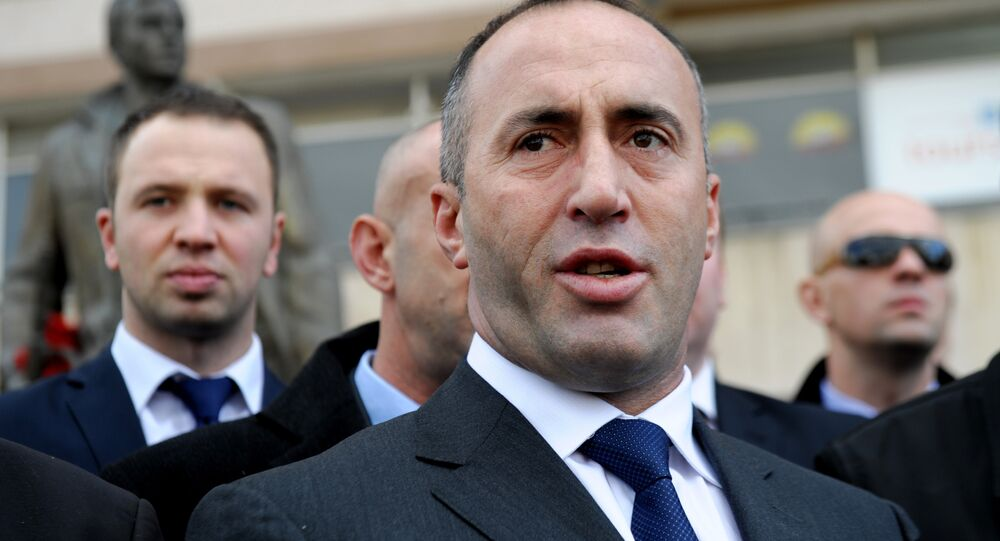 Ramush Haradinaj (archivo)