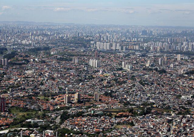 Sao Paulo, Brasil (archivo)
