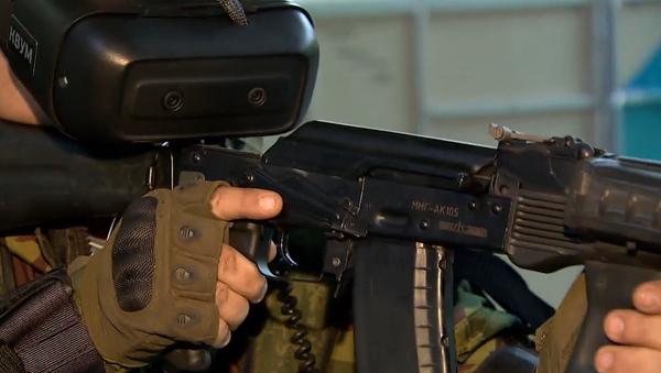 Defensa rusa incorpora la realidad virtual - Sputnik Mundo