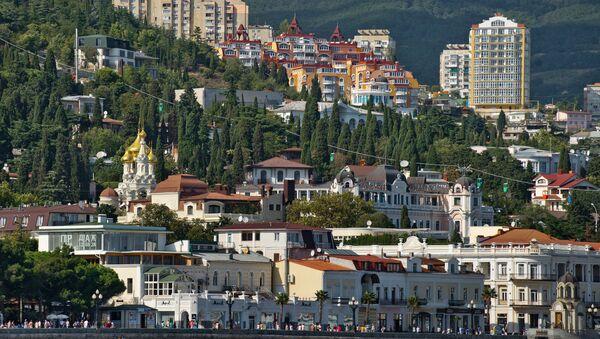 Crimea, Yalta - Sputnik Mundo
