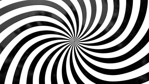 Una ilusión óptica (imagen referencial) - Sputnik Mundo