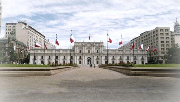 Palacio de La Moneda, Chile - Sputnik Mundo
