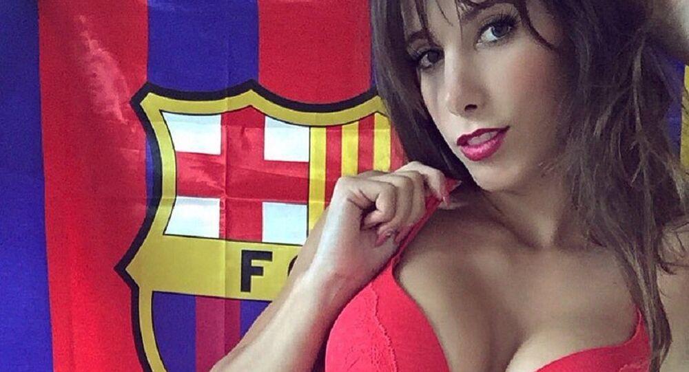 Judit Benavente, modelo española
