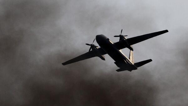 Un avion An-26 (imagen referencial) - Sputnik Mundo