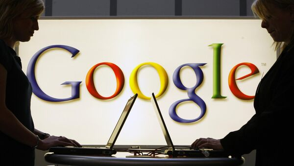 La marca Google - Sputnik Mundo