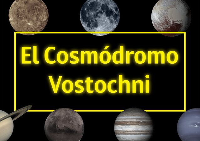 El Cosmódromo Vostochni