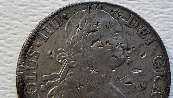 Un dólar de México (1796) - Sputnik Mundo