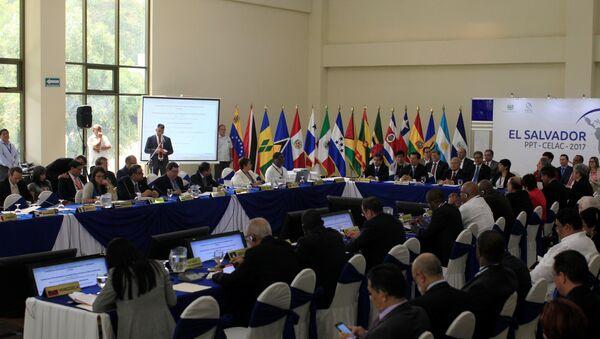 Cumbre de la CELAC en El Salvador - Sputnik Mundo