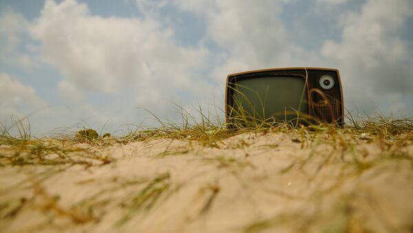 Televisión (imagen referencial) - Sputnik Mundo