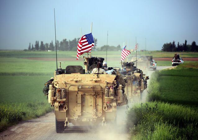 Las fuerzas de EEUU en Siria (archivo)