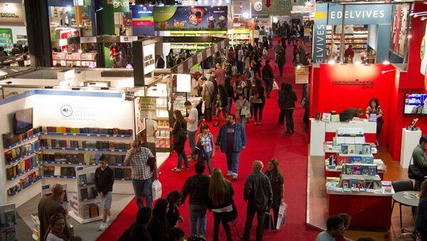 Feria del Libro de Buenos Aires - Sputnik Mundo