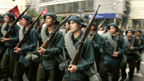 Conmemoración del Guerra del Chaco en Paraguay (archivo) - Sputnik Mundo