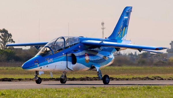 IA-63 Pampa II - Sputnik Mundo