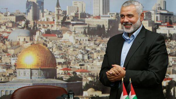 Ismail Haniyeh, nuevo líder de Hamás - Sputnik Mundo