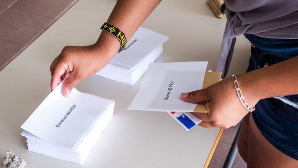 Elecciones presidenciales en la Guayana Francesa - Sputnik Mundo