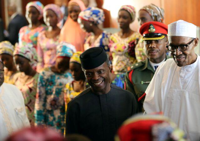 Muhammadu Buhari, presidente de Nigeria (archivo)