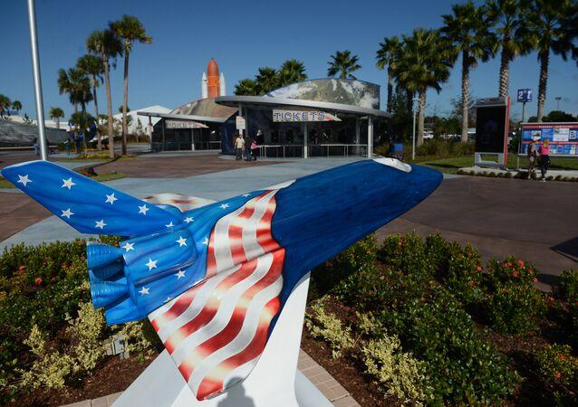 Centro Espacial Kennedy en Florida