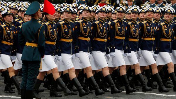 Desfile militar - Sputnik Mundo