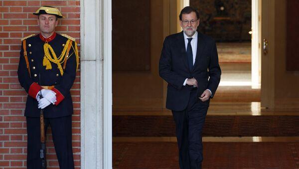Mariano Rajoy, presidente de Gobierno de España - Sputnik Mundo