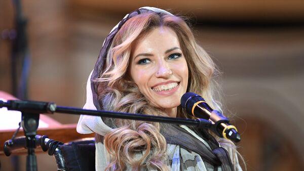 Yulia Samóilova, cantante rusa - Sputnik Mundo