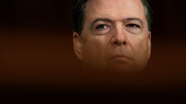 James Comey, exdirector del FBI - Sputnik Mundo