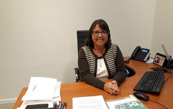 La decana de la Facultad de Información y Comunicación de la Udelar, Gladys Ceretta, defiende las tecnologías a servicio de la información. - Sputnik Mundo