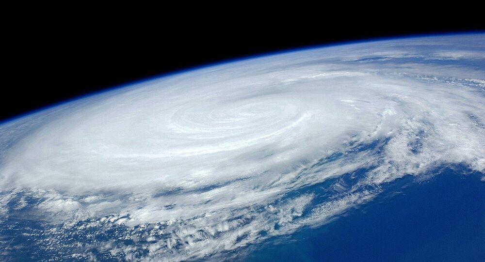 Un hurracán (imagen referencial)