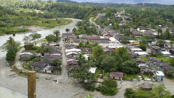 Municipio de Bagado, Chocó, Colombia - Sputnik Mundo