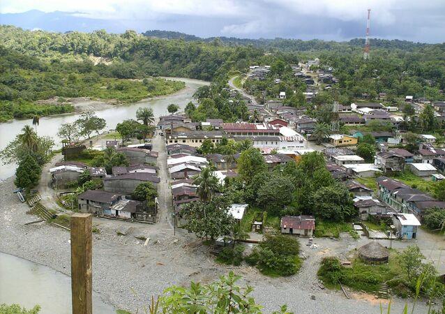 Municipio de Bagado, Chocó, Colombia