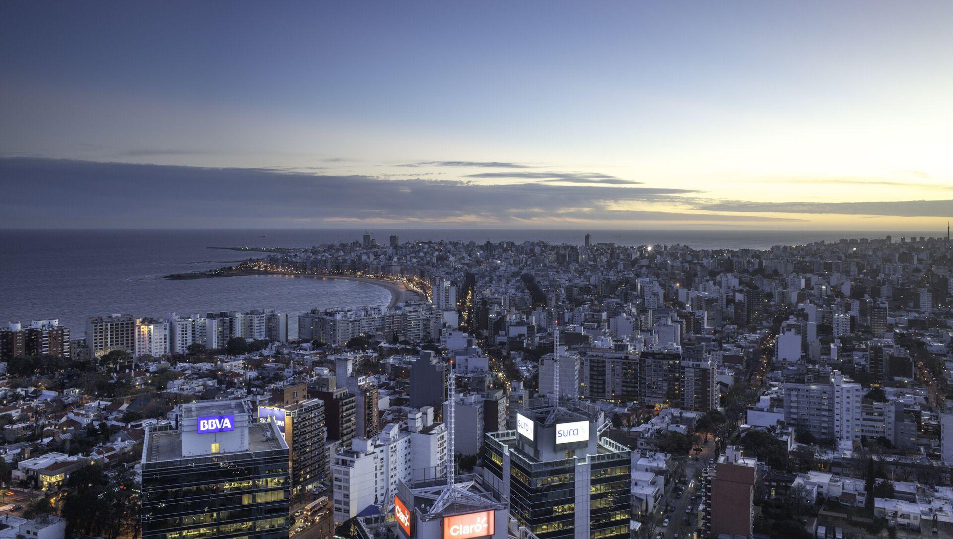 Montevideo, la capital de Uruguay - Sputnik Mundo, 1920, 08.01.2021