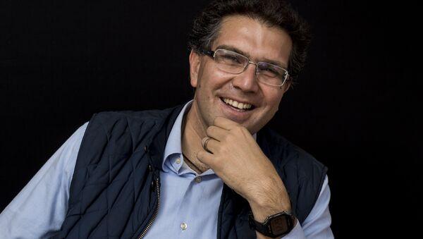 Senador mexicano, Armando Ríos Piter - Sputnik Mundo