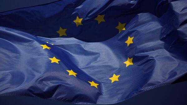 The European flag - Sputnik Mundo