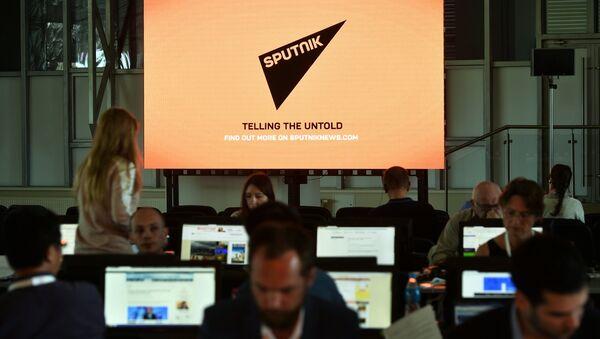 Logo de la agencia Sputnik - Sputnik Mundo