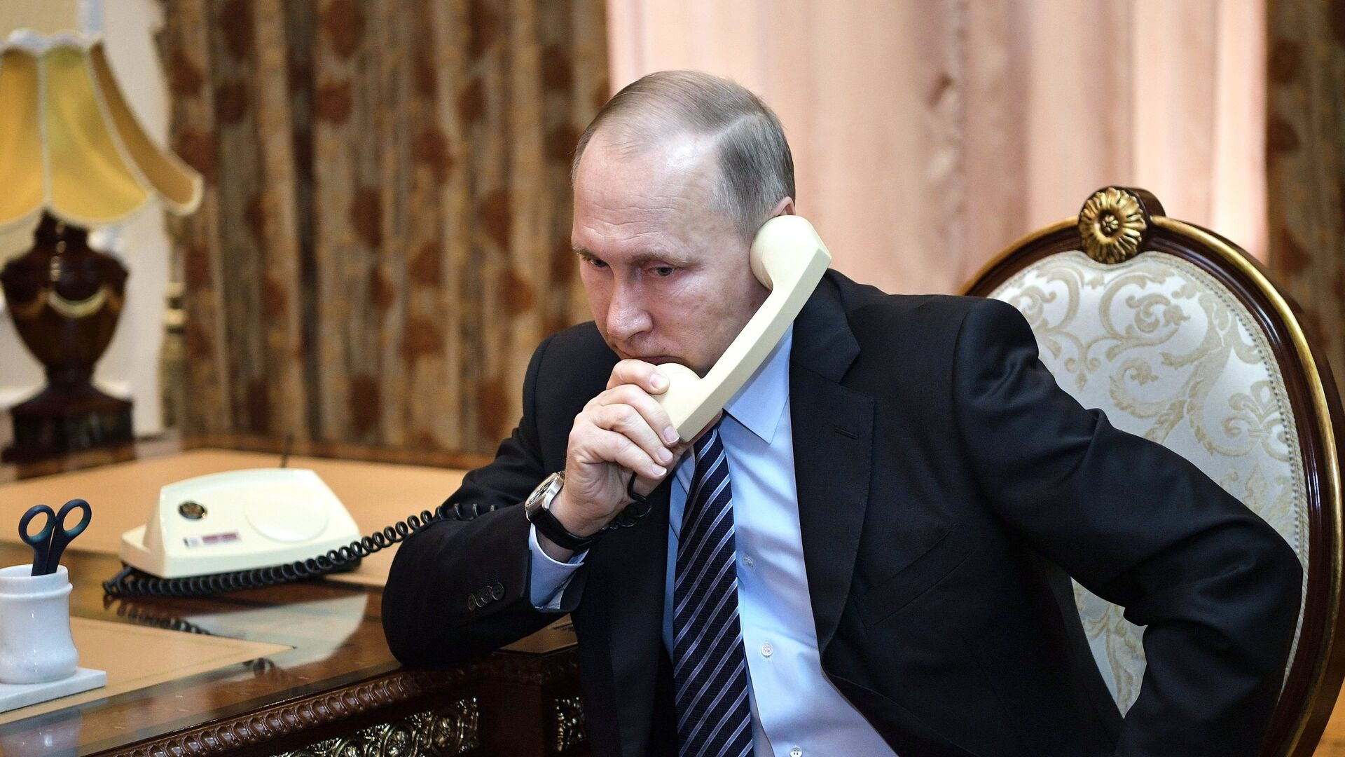 Vladímir Putin, presidente de Rusia - Sputnik Mundo, 1920, 26.04.2021