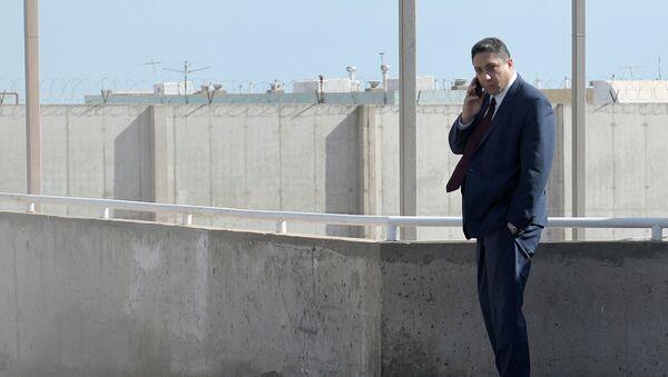 Héctor Arce, el ministro de Justicia de Bolivia - Sputnik Mundo