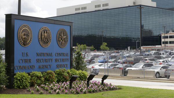 Sede de agencia de Seguridad Nacional (NSA) estadounidense - Sputnik Mundo